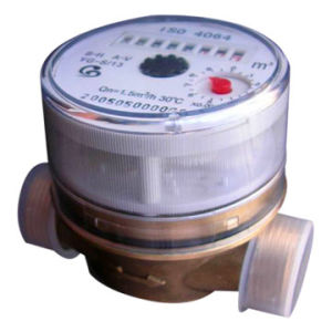 Water Meter - Rotary Vane Wheel Dry-Dial Single-Jet(LXSG-13D)