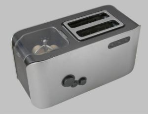 2 In 1 Toaster and Egg Bolier (WT-268)