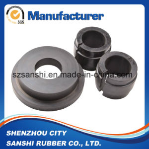 OEM Customized NBR FKM EPDM Rubber Grommet pictures & photos