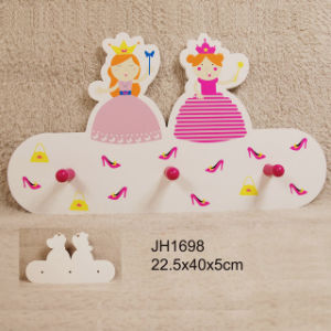 New Princess Wooden Hook in MDF pictures & photos