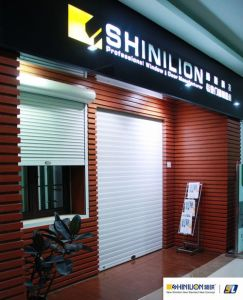 Aluminum Roller Shutter, Security Roller Shutter (SLLP32-SLLP120) pictures & photos