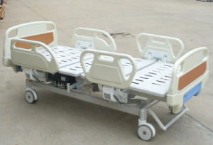 3 Function Electric Hospital Bed (THR-EB312) pictures & photos