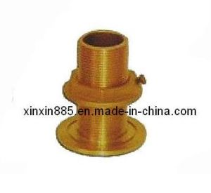 Bronze Casting Straight Coupling (ITF105) pictures & photos