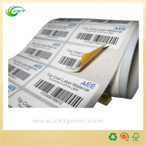 Custom Roll Printed Barcode Paper Stickers (CKT-LA-402) pictures & photos