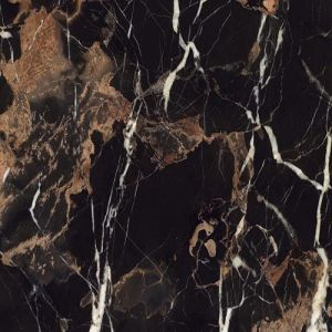 Popular Chinese Black Portoro Marble for Hotel Lobby/Corridor pictures & photos