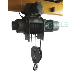 New Type Electric Wire Rope Hoist with Japan Design pictures & photos