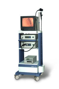 Upper Gastrointestinal Electronic Endoscope/Endoscope Video pictures & photos