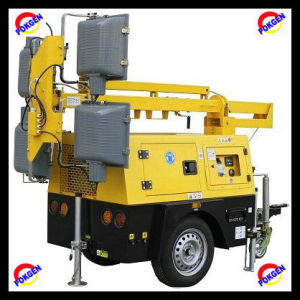 Mining LED Lighting Tower pictures & photos