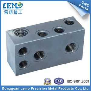 Stainless Steel Coupling CNC Part Made in China pictures & photos