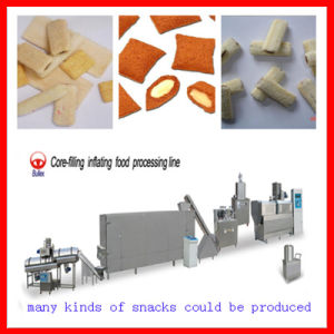 Core Filling Machinery/Snacks Food Extruder/Puffed Food Machine