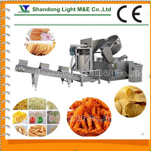 Stainless Steel Donut Churro Automatic Potato Chip Fryer Machine pictures & photos