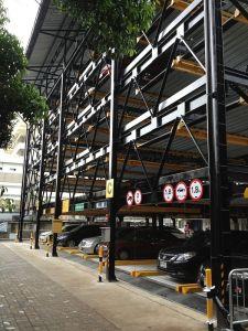Desiree Parking System