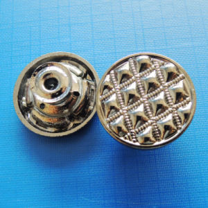 Jeans Metal Shank Button for Garment (SK00402) pictures & photos