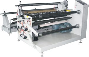 Multifunction Slitting Rewinding Machine for Adhesive Tapes pictures & photos