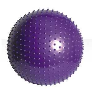 Massage Gymball, PVC+ATBC Material, 6p Free, 65cm (B05109) pictures & photos