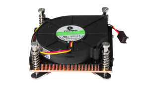 775 Active Heat Sink / Cooling Fan Server Case CPU Heat Radiator
