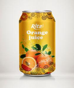 High Quality 330ml Orange Juice Drink pictures & photos