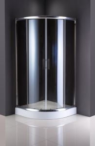 Sanitary Ware Shower Enclosure Tempered Glass Sliding Doors pictures & photos