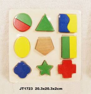En71 Approved Wooden Toys Puzzle (JT1723) pictures & photos