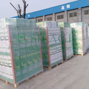 Orange Color, 250mm*25mic*1800m, EU Market, Farm Herbage Protection Silage Wrap Film pictures & photos
