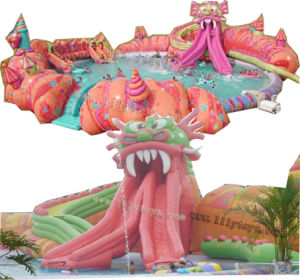 Inflatable Swimming Pool (LILYTOYS-WP-03JO) pictures & photos