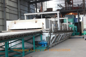 Ceramic Fiber Blanket Production or Equipment Line