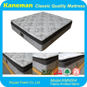 Compressed 7-Zone Pocket Spring Mattress (KMN004) pictures & photos