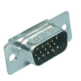 High-Density D-Connector 15 Pin (ZDSC-415)