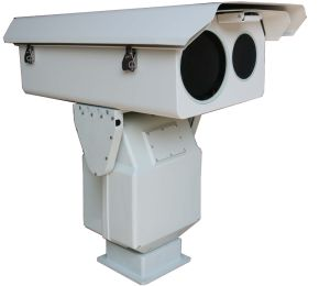Impact Proof HD 4k 3840 X 2160@30fps 1920X1080@60fps PTZ Camera with Thermal Laser pictures & photos