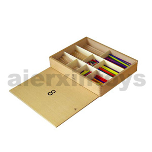 Montessori Educational Toys Gabe 8 (3cm) pictures & photos