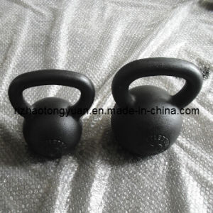 High Quality Cast Iron Kettlebell pictures & photos