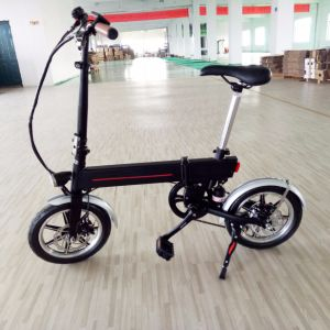 250W/36V Electric Bike with 10ah Lithium Bbattery pictures & photos