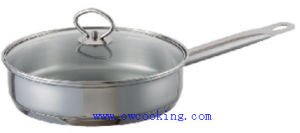 Stainless Steel Frying Pan Acero Inoxidable Sarten pictures & photos