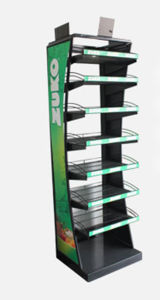 Popular Cigarette Display Stand with SGS ISO Quality Cetification