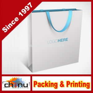 Customized Shopping Gift Paper Bag (3229) pictures & photos