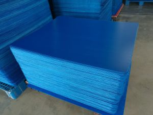 Polypropylene Corrugated Plastic Pallet Layer Pads pictures & photos