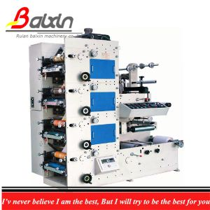 Plastic Label Printing Machine (bottle label) pictures & photos