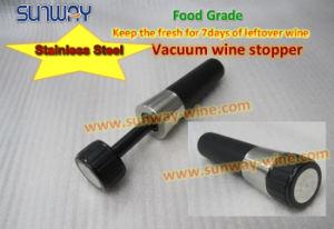 Stainless Steel Wine Stopper (SW-VS01-SS)