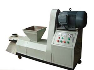 Charcoal Briquette Machine (JXII)