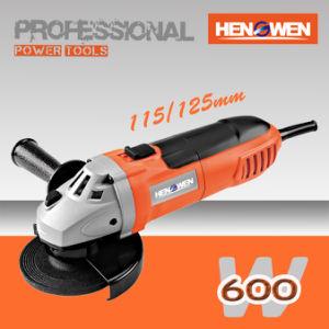 600W Angle Grinder 125mm (S1M-HW8-125)