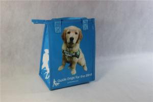 Reusable Promotional 2 Bottles Non Woven Wine Bag (MECO488) pictures & photos