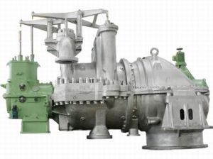 Back Pressure Steam Turbine Generator Set
