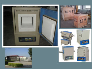 Digital Display Laboratory Muffle Furnace, High Temperature Muffle Furnace pictures & photos