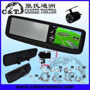 """4.3"""" Car Rear View Mirror GPS LCD Monitor With Camera Kit (RVGSMDA)"""