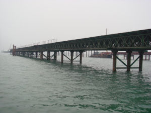 Bailey Steel Bridge Parts