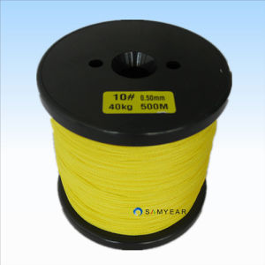 Fluo-Yellow PE Line, Kite Line pictures & photos