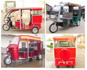 Electric Tricycle (intr-01)