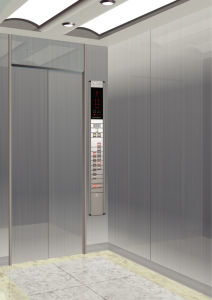 Klks Small Machine Room Lift (Standard car configuration)