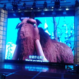 P3 Indoor HD Full Color LED Display Panel pictures & photos