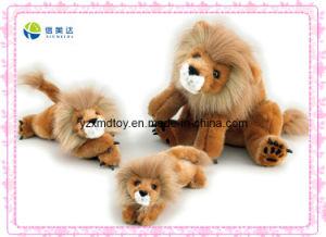 Vivid Different Size Plush Lion Yangzhou Toy Suppliers pictures & photos